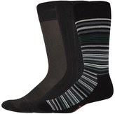 Dockers Men's 3-pack Patterned Dress Socks