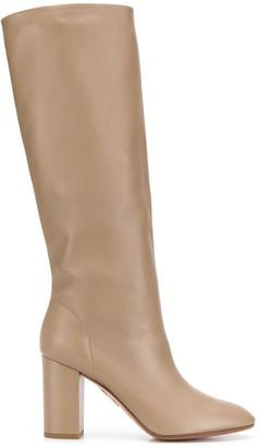 Aquazzura Boogie 85 boots