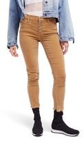 Free People Women's Reagan Crop Skinny Jeans