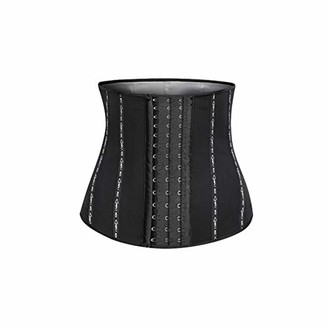 RETYLY Sports Belt Yoga Slimming Shaping Belt Ladies Fitness Shapewear Sweat Tummy Belt XL Code