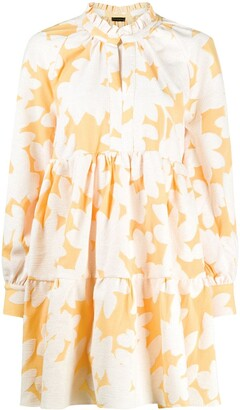 Stine Goya Jasmine floral day dress