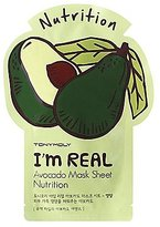 Charlotte Russe TONYMOLY Nutrition Avocado Face Mask