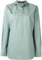 Sofie D'hoore henley shirt - women - Cotton - 40