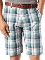 Dockers Plaid Classic-Fit Shorts