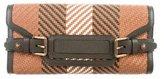 Belstaff Croscombe Woven Leather Clutch