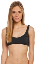 Reef Swimwear Californication Lace Up Halter Bikini Top 8152312