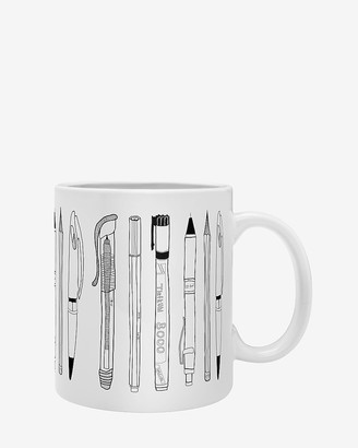 Express Deny Designs Weapons Of Mass Creation Coffee Mug