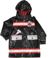 WIPPETE Wippete Fire Fighter Boys Raincoat-Toddler