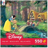 Ceaco Disney's Snow White & The Seven Dwarfs Fine Art 550-pc. A Sweet Goodbye Puzzle by Ceaco