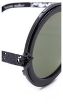 Karen Walker Peek-A-Boo Filigree Sunglasses