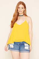Forever 21 FOREVER 21+ Plus Size T-Back Cami