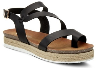 Spring Step Patrizia By Kalissa Espadrille Platform Sandal