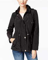 Charter Club Petite Anorak Rain Jacket, Only at Macy's