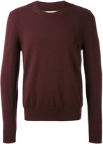 Maison Margiela fine classic crew neck sweater - men - Wool - S
