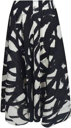 Pleats Please Issey Miyake Spin Skirt