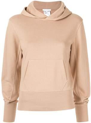 Helmut Lang kangaroo pocket hoodie