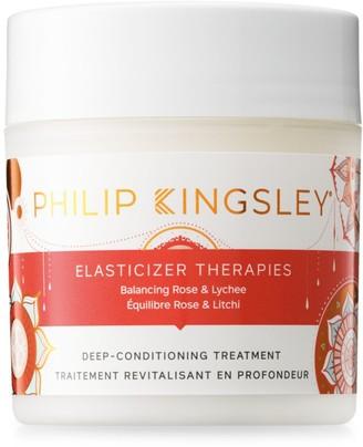 Philip Kingsley Elasticizer Therapies Balancing Rose & Lychee Deep-Conditioning Treatment