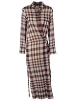 Theory Jinniefield Shirt Dress