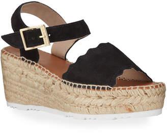 Andre Assous Cacia Platform Espadrille Wedge Sandals