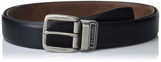 Columbia Men's Big & Tall Reversible Belt