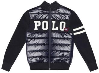 Polo Ralph Lauren Cotton-blend jacket