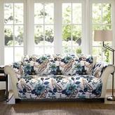 Nobrand No Brand Floral Paisley Sofa Furniture Protectors - Blue
