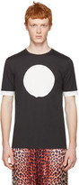 3.1 Phillip Lim Black No Logo T-shirt