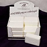 Pre de Provence Case of 12 SEA SALT Fragrance 250 gram shea butter extra large soap bars