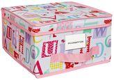 Laura Ashley Owl Alphabet Storage Box - Medium