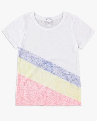 Splendid Girl Sunrise Stripe Top