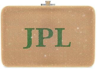 Judith Leiber Couture Slim Slide Customizable Monogram bag
