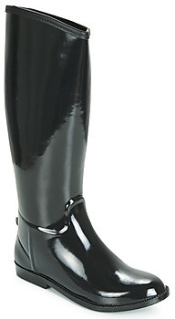 BeOnly Be Only CAVALIERE women's Wellington Boots in Black
