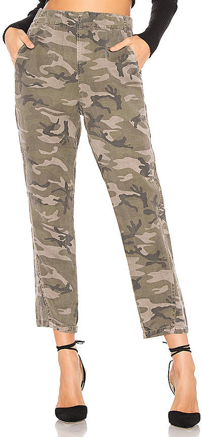 Amo Pull On Slouch Trouser
