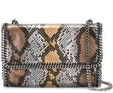 Stella McCartney python-effect Falabella shoulder bag - women - Artificial Leather - One Size