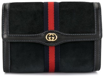 Gucci Pre-Owned Accessory Collection Sylvie Web clutch