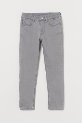 H&M Skinny Fit Jeans - Gray