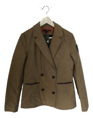 Nobis Brown Jacket for Women Vintage