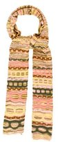 Missoni Wool-Blend Striped Scarf