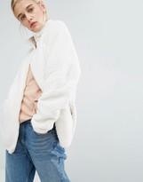 Monki Fleece Jacket
