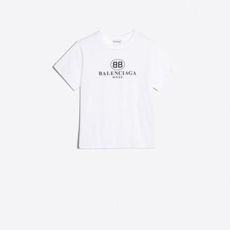 Balenciaga BB Mode T-Shirt