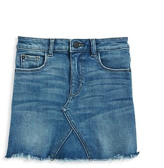 DL1961 Girl's Chic Denim Skirt