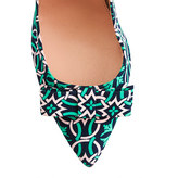 J.Crew Collection Everly printed pumps