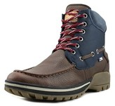 Pajar Brent Men Round Toe Canvas Blue Boot.