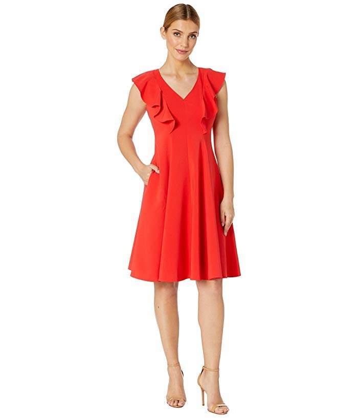 a166e2d4 Maggy London Crepe Dresses - ShopStyle