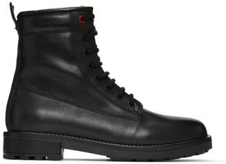 Diesel Black D-Throuper DBB Z Boots