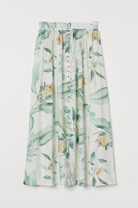 H&M Maxi skirt