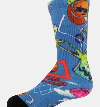 Under Armour Kids' UA Mix 2-Pack Socks