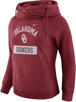 Nike Women's Oklahoma Sooners Tailgate Funnel Hoodie