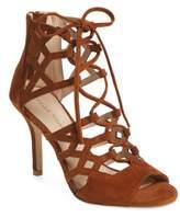 Pelle Moda 'Eva' Ghillie Lace Sandal
