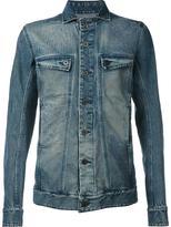 11 By Boris Bidjan Saberi 'Embros' denim jacket - men - Cotton - M
